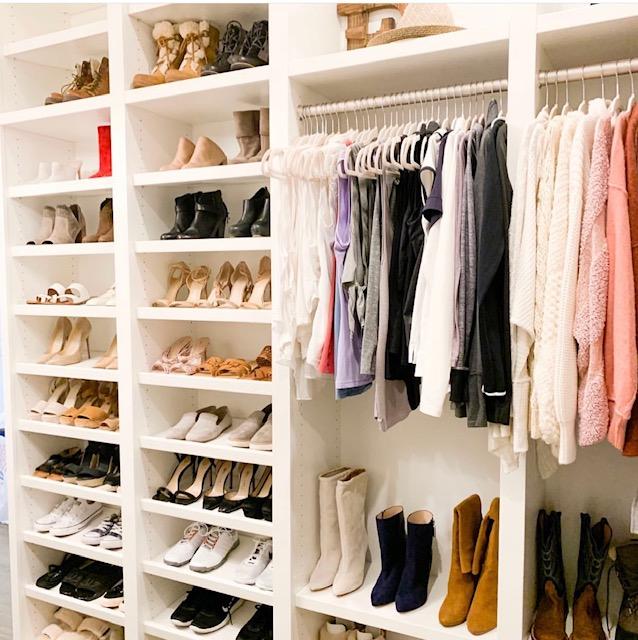 closet design by OCDAZ