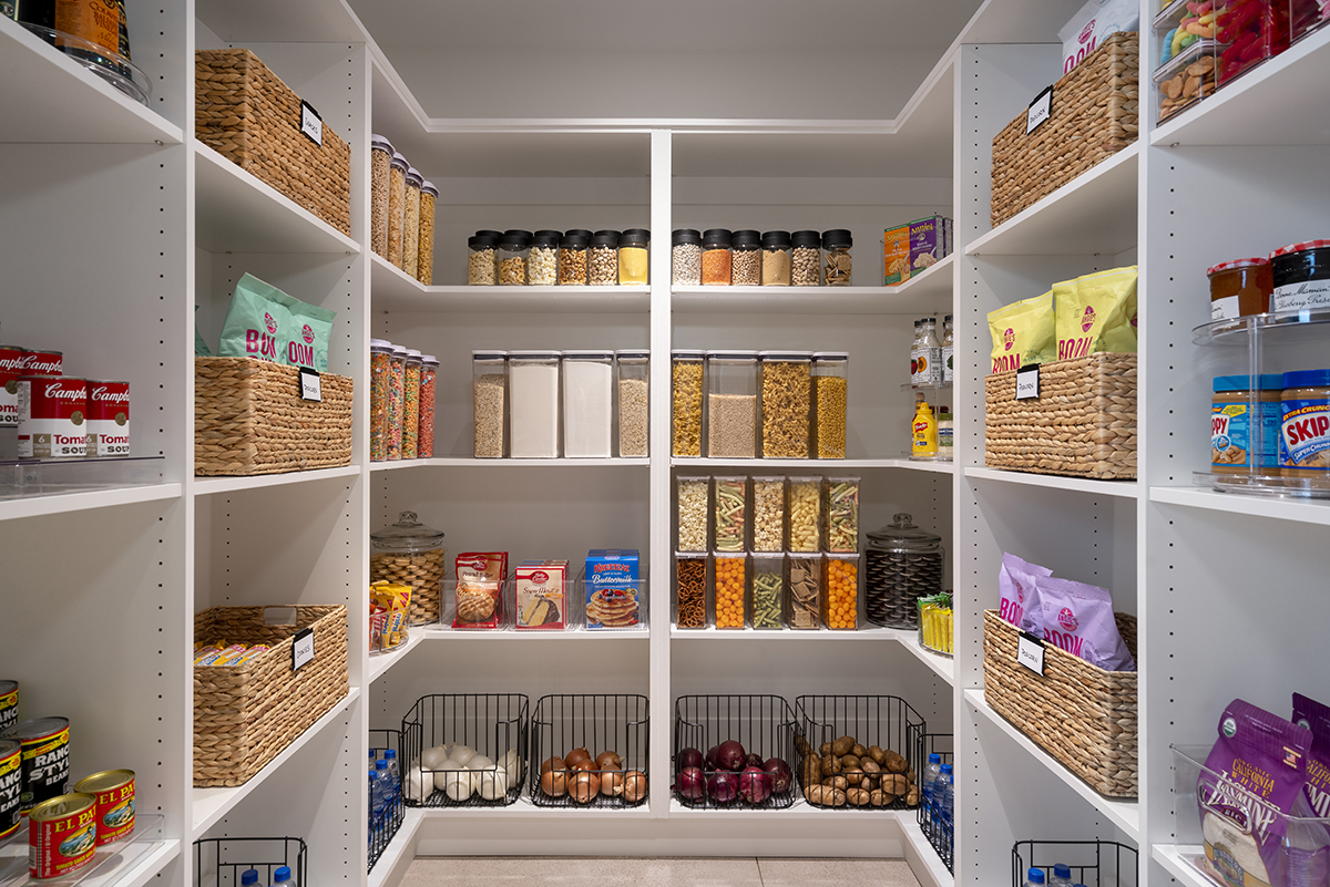 ICONIC HAUS Butler Pantry by OCD AZ