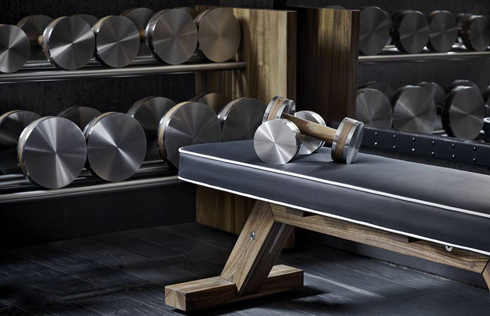 Luxury Fitness guide by ICONIC LIFE