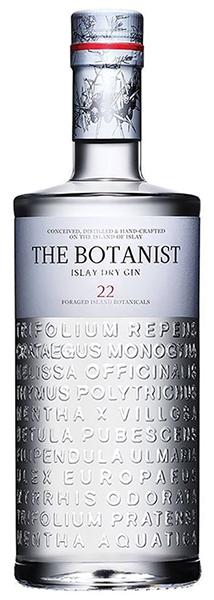 Scottish craft gin by The Botanist