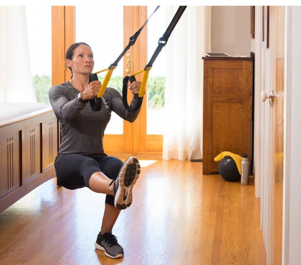 TRX2 in luxury fitness room