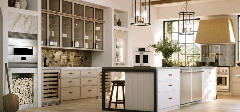 luxury kitchen appliances by Monogram
