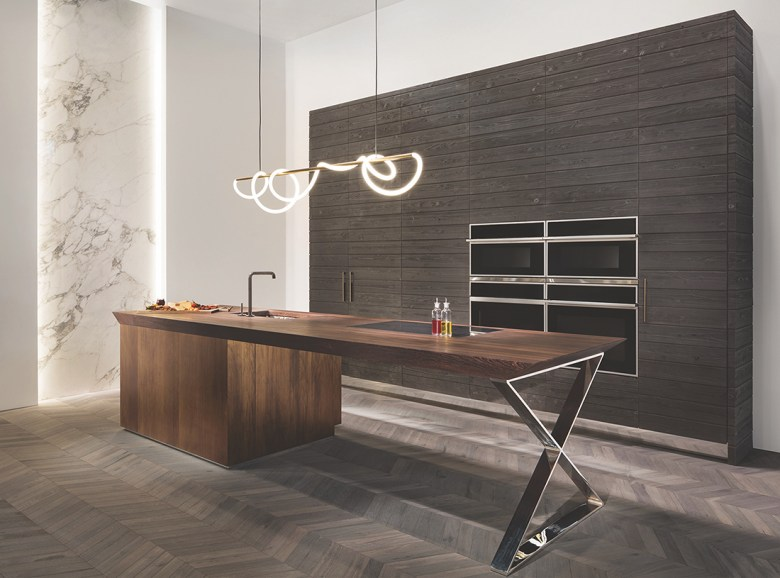minimal kitchen modern luxury by Monogram