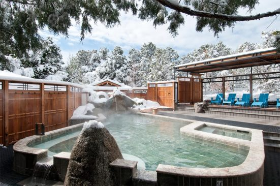 Best Hot Springs in the World - Luxury Hot Springs | ICONIC LIFE