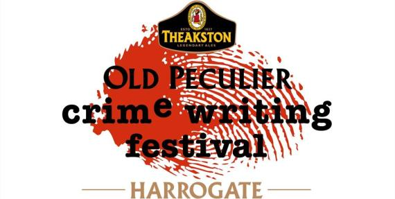 Iconic Magazine Online Harrogate Crime Writing Festival