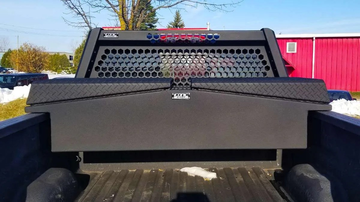 x pro headache rack for pickup trucks
