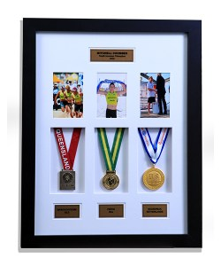 swimming-medals-framed