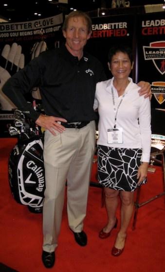 Golf great David Ledbetter