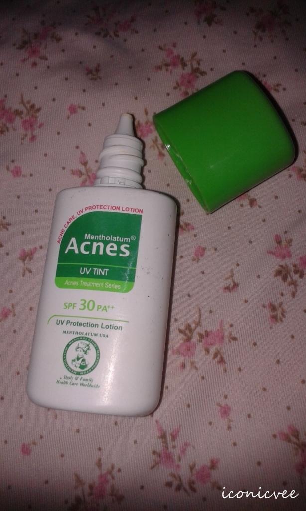 Review Acnes Uv Tint : review, acnes, Mentholatum, Acnes, Reviews
