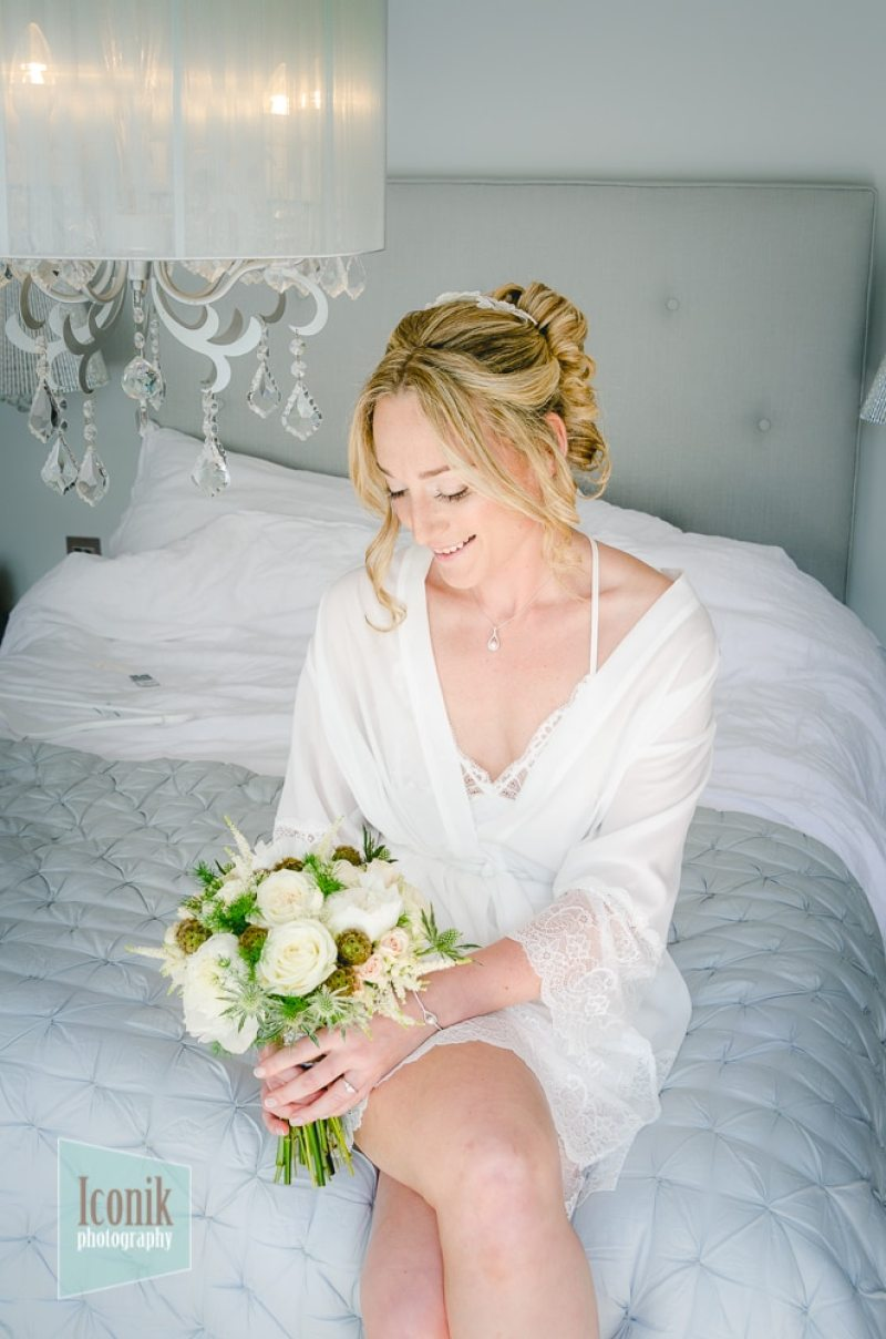 romantic wedding day photography in Devon at Ever After