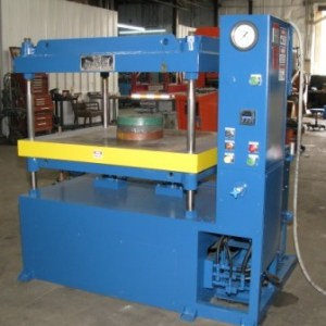 Hydraulic press at Icon Industries