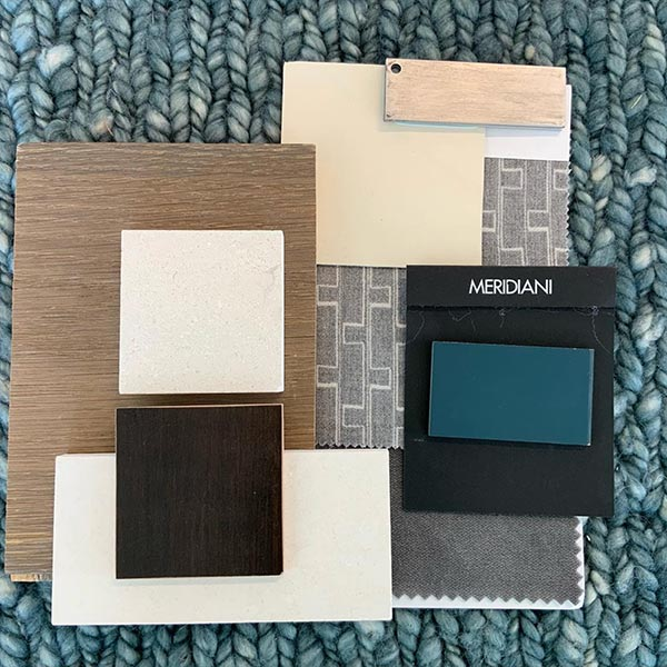Icon Interiors Blackwater Project Bedroom Flatlay