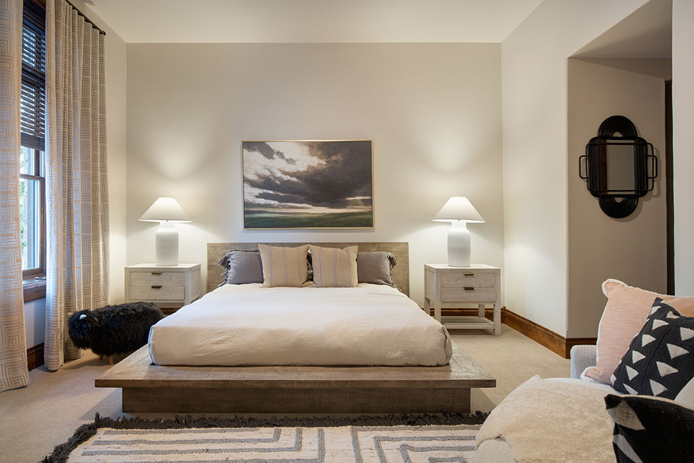 Southern Sky Bedroom