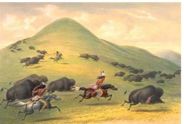 Plains Indians Use Of Natural Environment