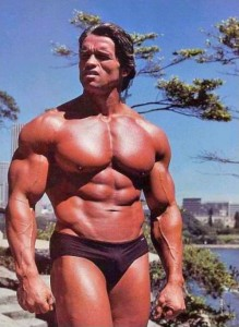 Not Griff Wigley but is actually Arnold Schwarzenegger