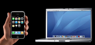 Will you take your iPhone or laptop? - Connecting the Dots