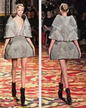 3D Printed Cape & Skirt