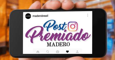 Promoção Post Premiado Madero