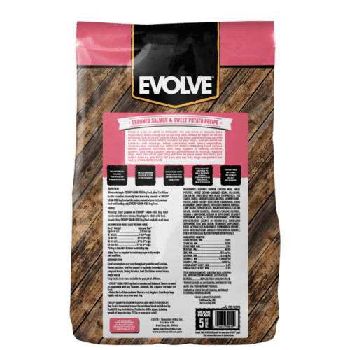 Evolve-Grain-Free-Salmon-DogFood 2