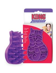 KONG GATO ZOOM GROOM CEPILLO