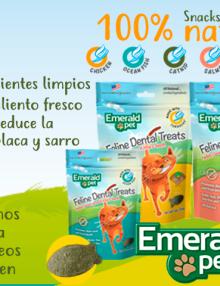 Snacks Dentales Emerald Pet