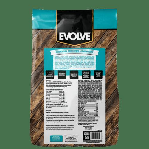 Evolve-Grain-Free-Duck-DogFood 2