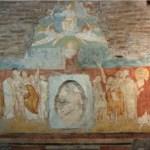 Cripta San Clemente, Roma, sigo IX