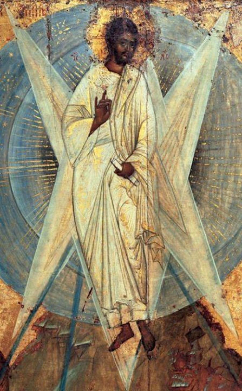 Teófanes el Griego (+1410), La Transfiguración