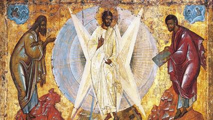 LA TRANSFIGURACIÓN, Teófanes el griego
