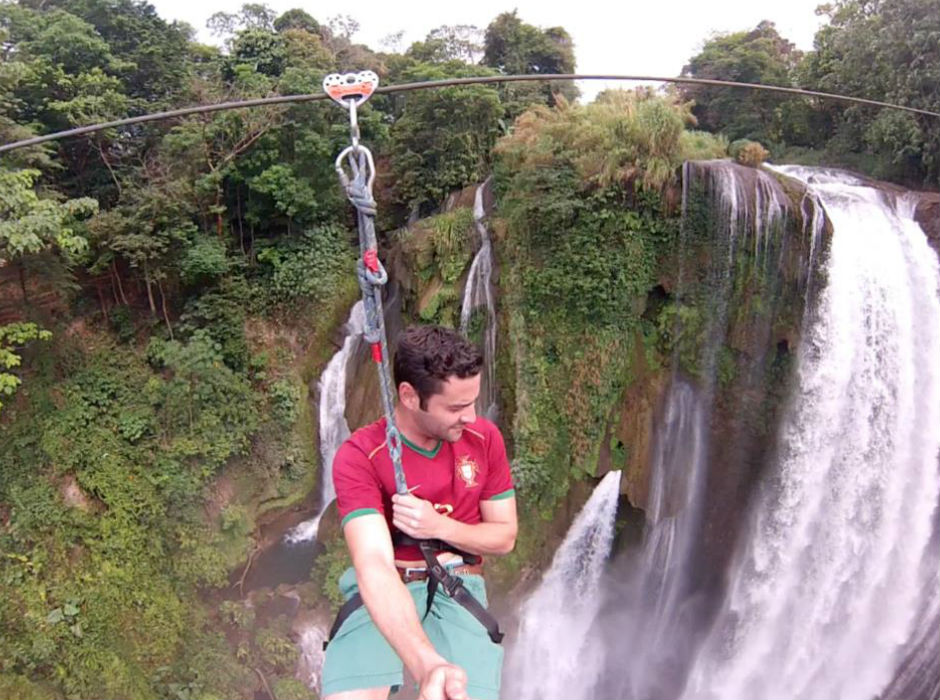 Conocé, de verdad, las Cataratas de Pulhapanzak - ICONOS MAG - Honduras,  San Pedro Sula