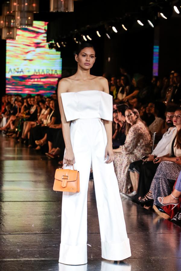 Blusas Ana+María en Estilo Moda 2019: la belleza está en los
