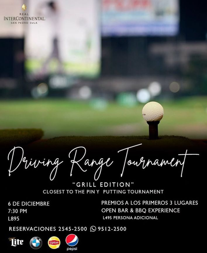 Driving Ranger Tournament 2019