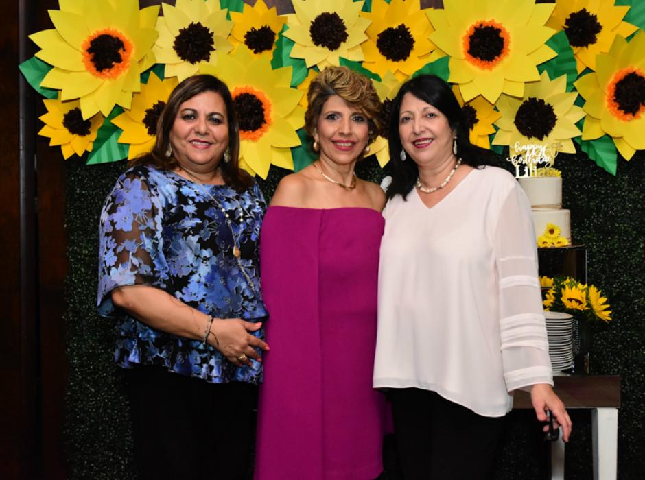Los 60 años de Lilian Faraj de Jaar en San Pedro Sula, Honduras - Iconos Mag