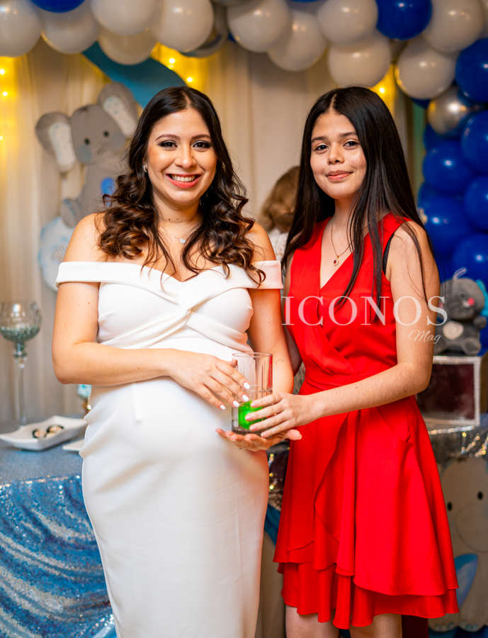 Baby shower para Nancy Obando