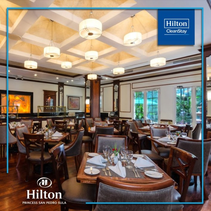 Restaurante Garden Court by Hilton Princess