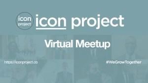 Icon Virtual Meetup