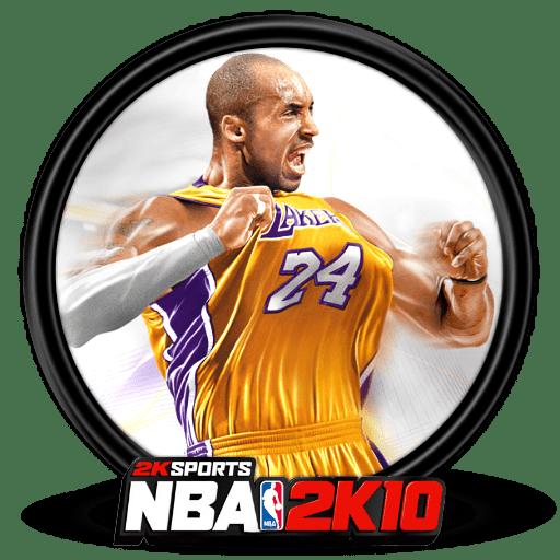 NBA 2K10 1 Icon | Mega Games Pack 35 Iconset | Exhumed