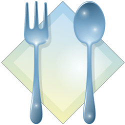 food icon restaurant icons ico soft recipe lists grocery aha transparent portal desktop manage cooking tube tv shopping freeiconspng chain