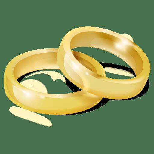 Wedding Rings Icon  Free Large Love Iconset  AhaSoft