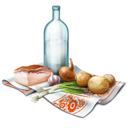 food icon icons motifs ico ukrainian file documents pngs artua meal icns sjb translations drink softicons veryicon