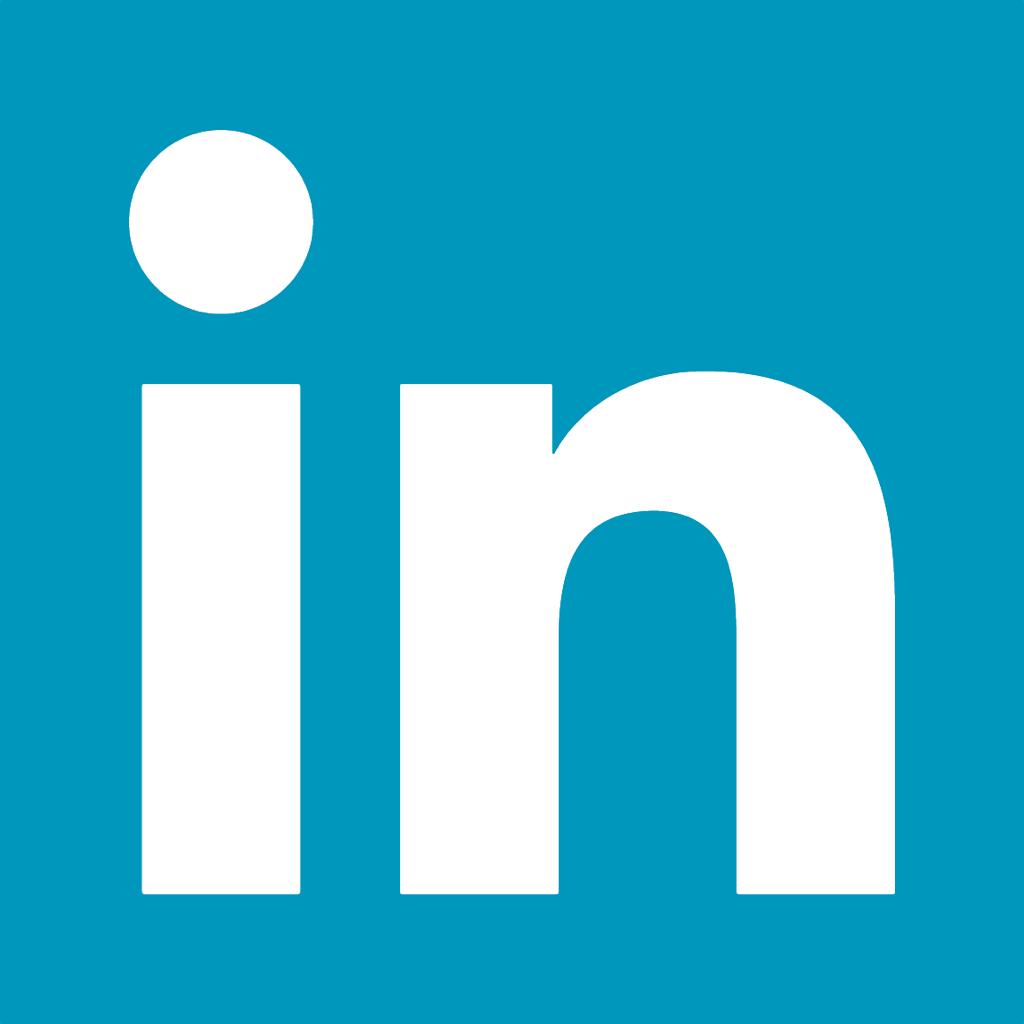 Linkedin Icon  Simple Iconset  Dan Leech