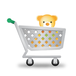shopping cart icon commerce icons