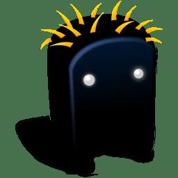 Black Creature Icon Creatures 2 Iconset Fast Icon Design