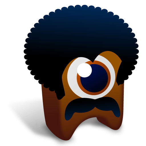 BlackPower creature Icon Creatures Iconset Fast Icon