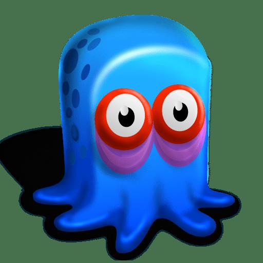 Tentacles creature Icon Creatures Iconset Fast Icon Design
