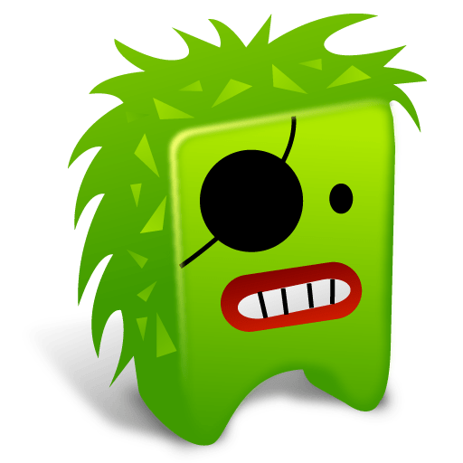 Green creature Icon Creatures Iconset Fast Icon Design