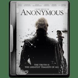 Anonymous Icon  Movie Mega Pack 1 Iconset  FirstLine1