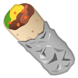 icon burrito emoji google food emojis drink android icons meaning noto pie paste copy ico sizes file combinations microsoft