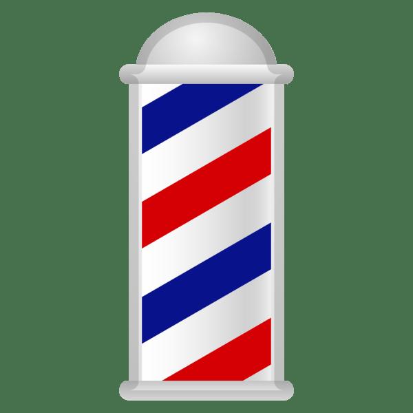 Barber Pole Icon Noto Emoji Travel & Places Iconset Google