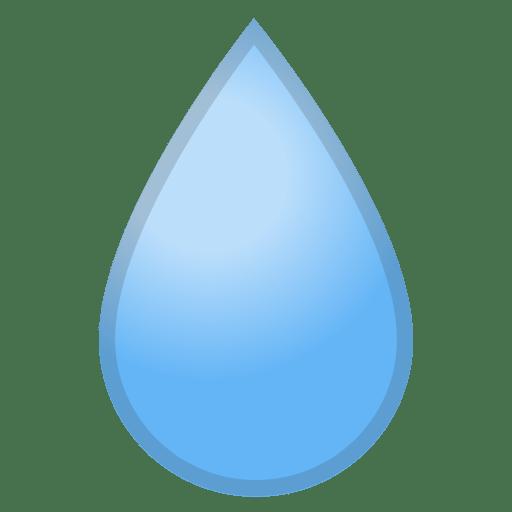 droplet icon noto emoji